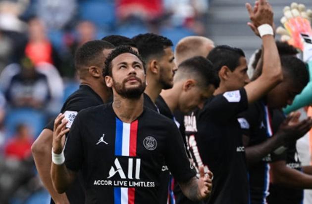 PSG đánh bại Le Harve 9-0 - Bóng Đá