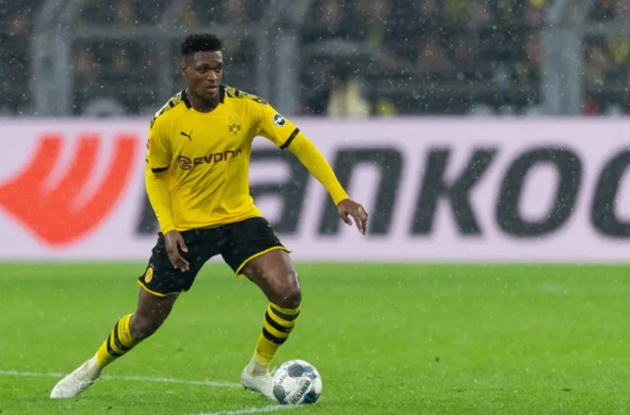 Borussia Dortmund would like to extend Dan Axel Zagadou's contract - Bóng Đá