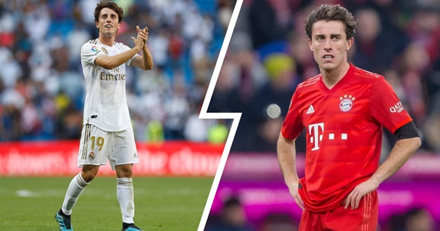 Álvaro Odriozola will get his hands on both the Bundesliga and La Liga winners - Bóng Đá
