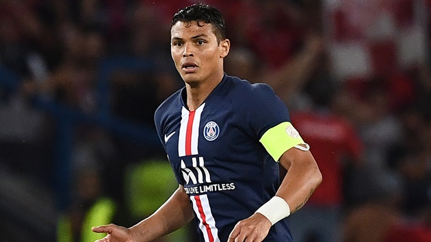Thiago Silva: I didn't want to leave PSG - Bóng Đá