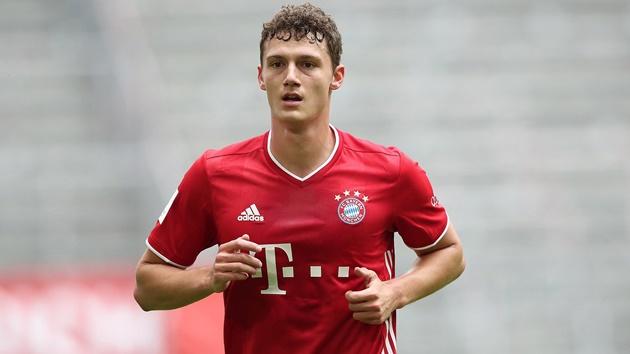 Bayern announce that Benjamin Pavard has suffered a ligament injury - Bóng Đá