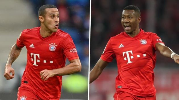 Muller lên tiếng vào thời điểm Thiago và Alaba muốn rời Bayern - Bóng Đá