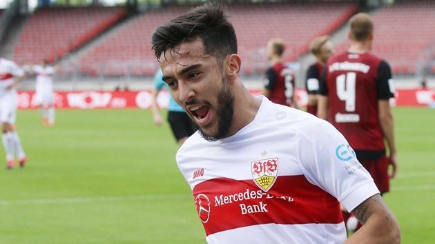 Stuttgart boss comments on Borussia Dortmund's reported interest in Nicolás González - Bóng Đá