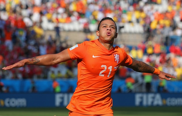 Where are they now? The rising stars of Louis van Gaal's Netherlands squad at World Cup 2014 - Bóng Đá