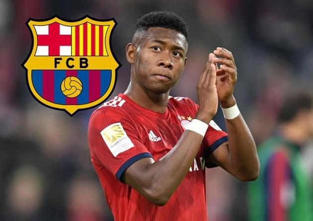 Bayern Munich Star Closing In On Free Transfer To Barca - Bóng Đá