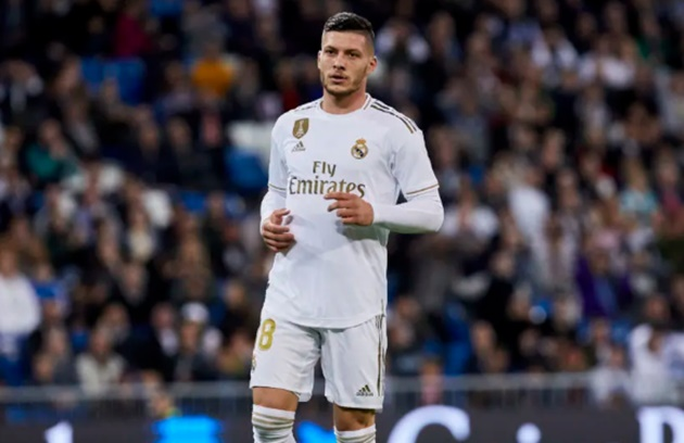 Niko Kovac has reportedly convinced Luka Jovic to join him - Bóng Đá