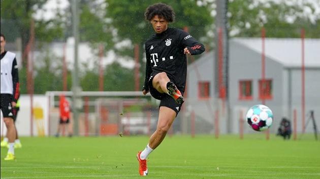 Hình ảnh sao Bayern tập luyện trước trận Chelsea - Bóng Đá