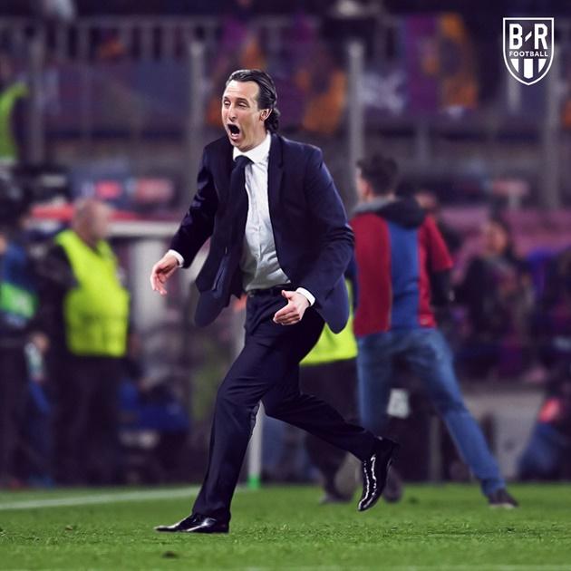 Ảnh trận Barca ngược dòng PSG C1 - Bóng Đá