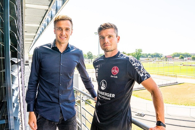 Sarpreet Singh and Christian Fruchtl joined Nürnberg - Bóng Đá