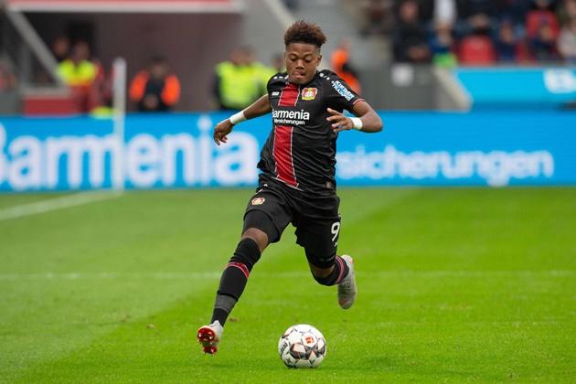 Agent suggests Leverkusen could let Leon Bailey go for a suitable price - Bóng Đá
