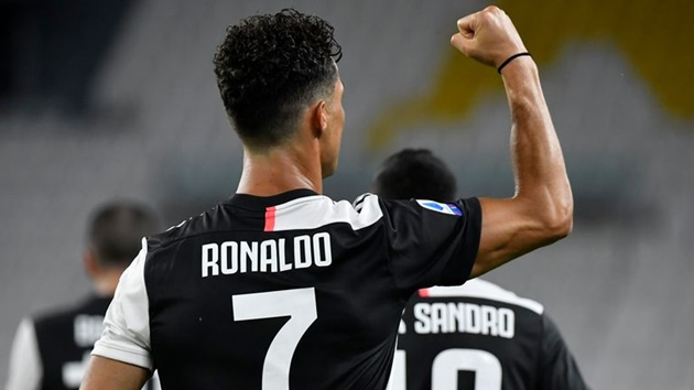 Nine Serie A records and feats Cristiano Ronaldo has swept up since joining Juventus - Bóng Đá