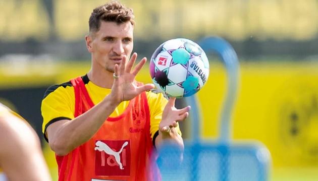 """Borussia Dortmund's Thomas Meunier: """"I always want to charge forward"""" - Bóng Đá"""