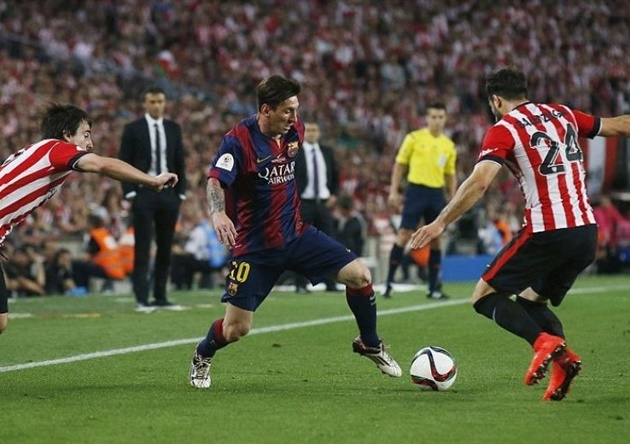 Top siêu phẩm solo của Messi - Bóng Đá