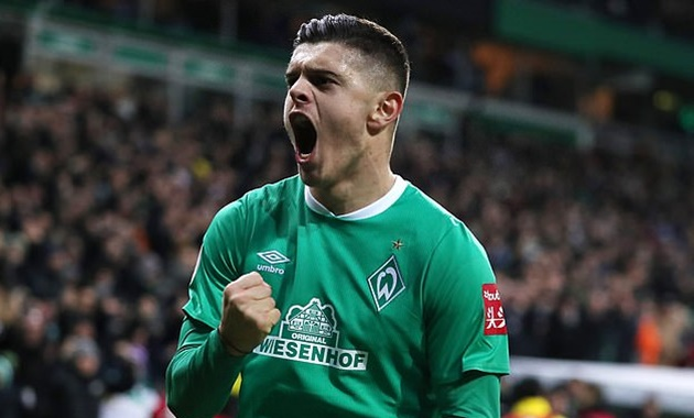 Milot Rashica left out of Werder squad because of potential transfer - Bóng Đá