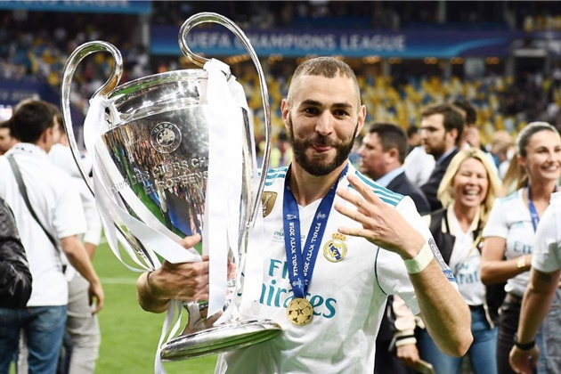 Every known release clause at Real Madrid - Bóng Đá