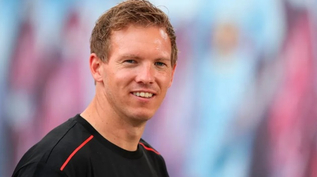 Julian Nagelsmann: RB Leipzig over Real Madrid was