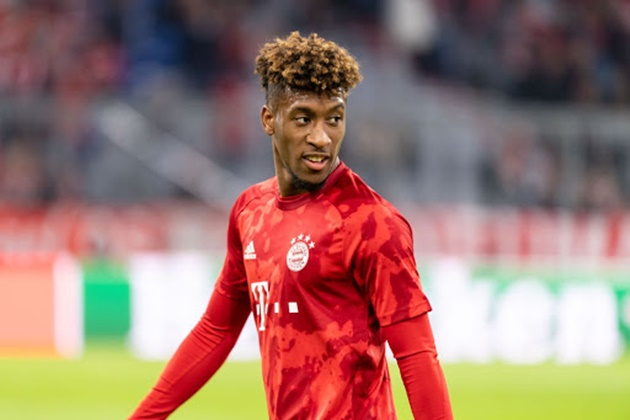 Kingsley Coman has recovered from his muscle problems - Bóng Đá