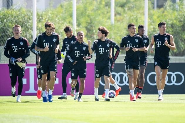 Bayern training  - Bóng Đá