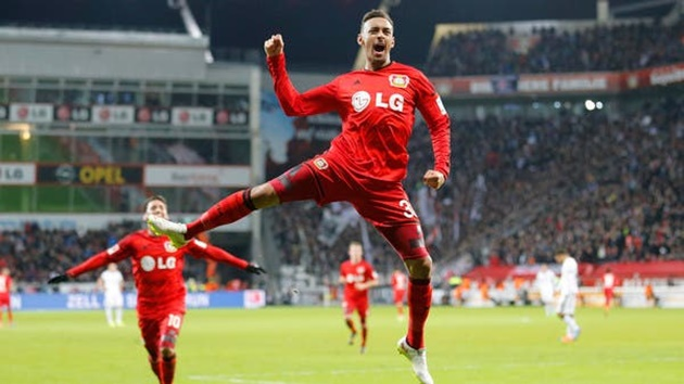 Karim Bellarabi extends Leverkusen deal - Bóng Đá