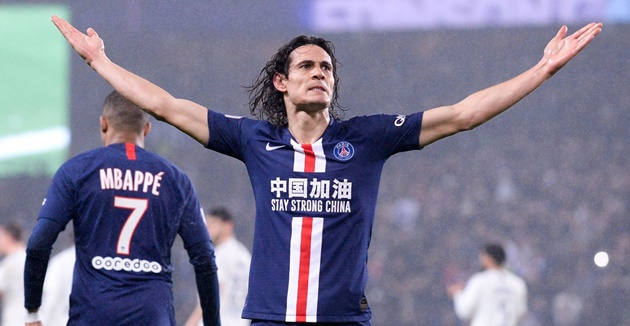 PSG 'make contact with Odion Ighalo as they search for Edinson Cavani's replacement - Bóng Đá