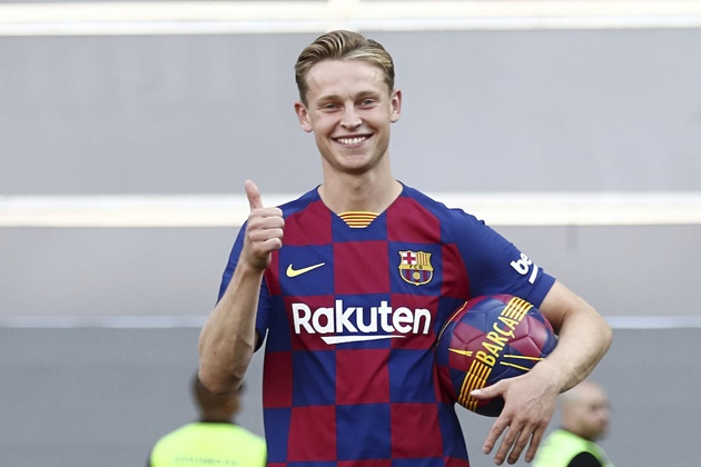 Every Barcelona player by their release clause - Bóng Đá