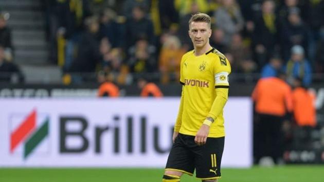 Borussia Dortmund captain Marco Reus set for return to training - Bóng Đá