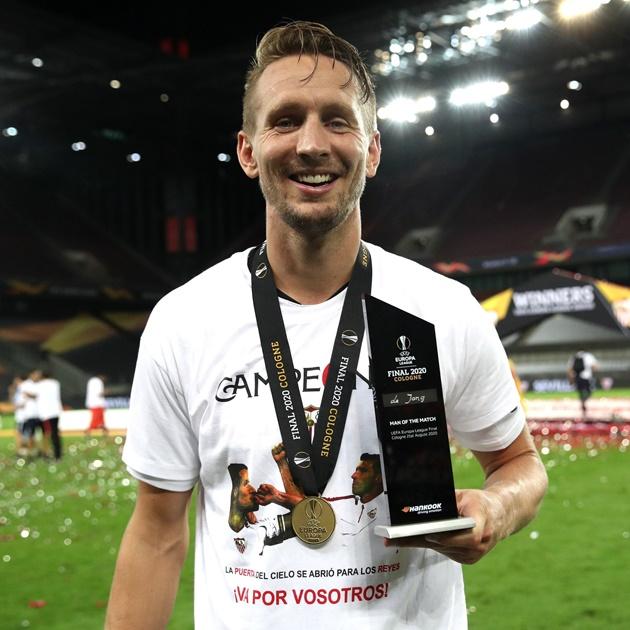 Nhìn lại MOTM chung kết Europa League - Bóng Đá