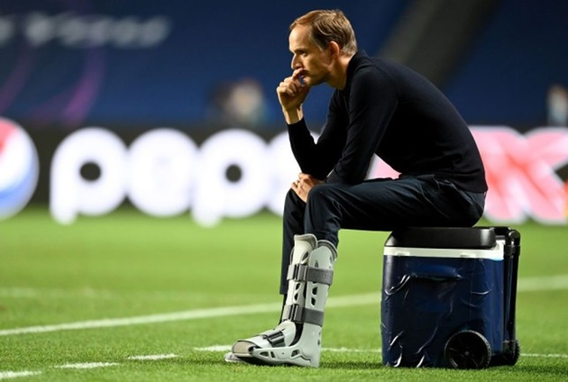 Thomas Tuchel reacts to reports he could be sacked as PSG identify ideal replacement    - Bóng Đá