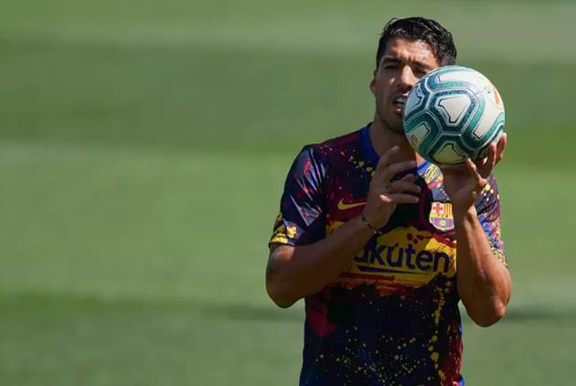 PSG could make move for Luis Suarez - Bóng Đá
