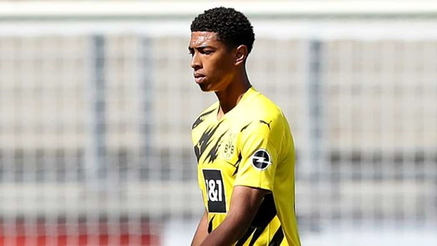 Bellingham explains road to becoming a £25m star at 17 after being snapped up by Dortmund - Bóng Đá