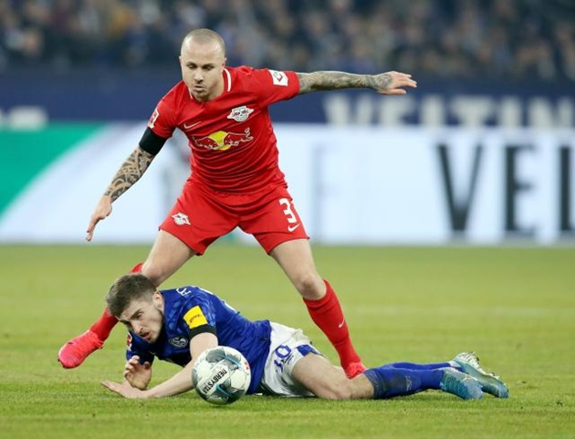 Julian Nagelsmann says Angelino was the biggest surprise at RB Leipzig last season - Bóng Đá