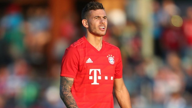 Kicker focuses on Lucas Hernández's difficult situation at Bayern - Bóng Đá