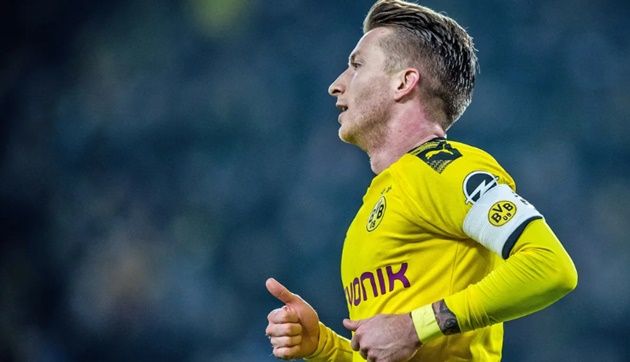 Marco Reus to make Borussia Dortmund comeback in Sparta Rotterdam friendly - Bóng Đá