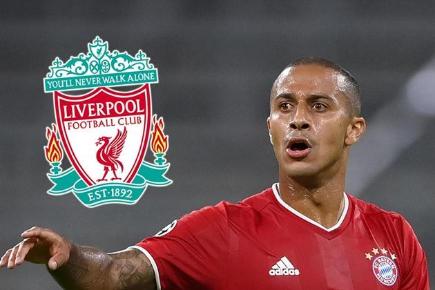 Barca, Liverpool sẵn sàng 'kích nổ' với động thái mới nhất từ Thiago
