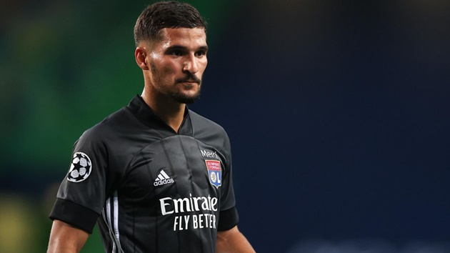 Houssem Aouar 'determined to leave' this summer - Bóng Đá