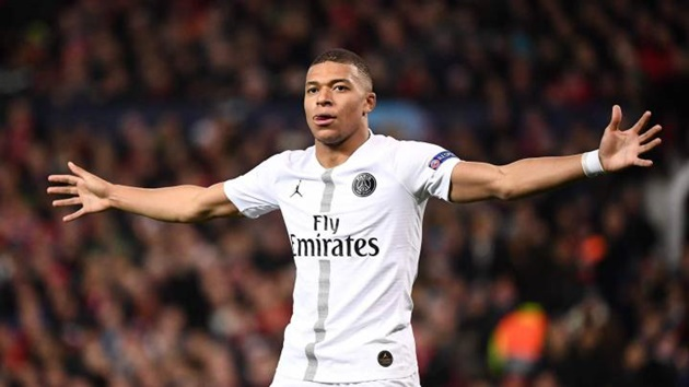 Kylian Mbappe Only Wants to Move to Real Madrid - Bóng Đá