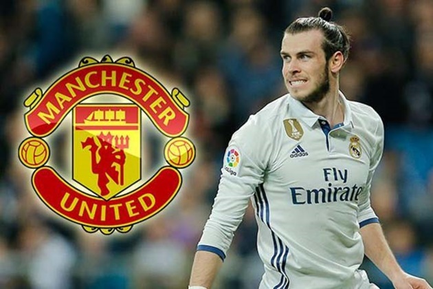 Manchester United 'want one-year loan for Bale with option of second' - Bóng Đá