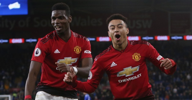 Former Manchester United player makes prediction about Jesse Lingard's future - Bóng Đá