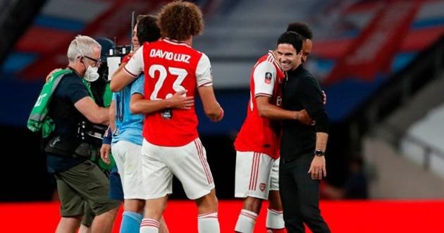 Bộ máy vào guồng, Arsenal