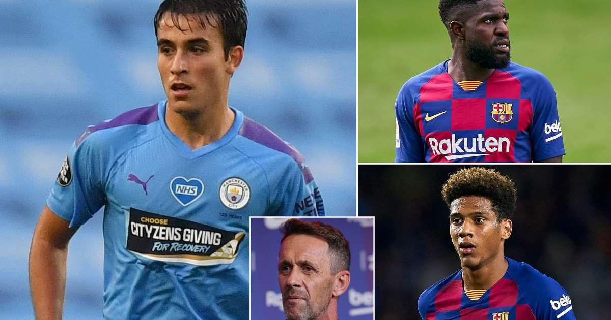 Barcelona confirm interest in Manchester City's Eric Garcia - Bóng Đá