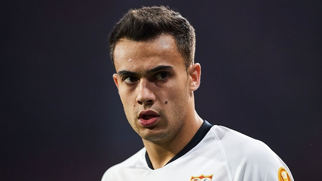 Romano: Sergio Reguilon to Tottenham, here we go soon - Bóng Đá