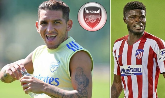 DIEGO SIMEONE REPORTEDLY CALLS TORREIRA / PARTEY DEAL COULD BECOME - Bóng Đá