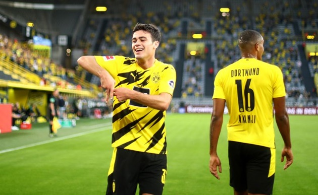 Gio Reyna is now the second-youngest American to score in the Bundesliga - Bóng Đá