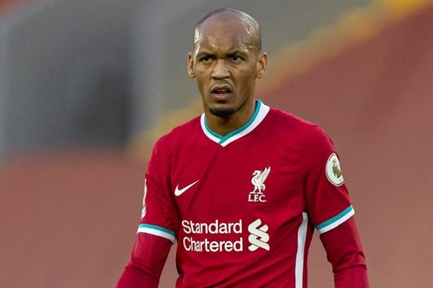 Với Fabinho, Liverpool sở hữu tận
