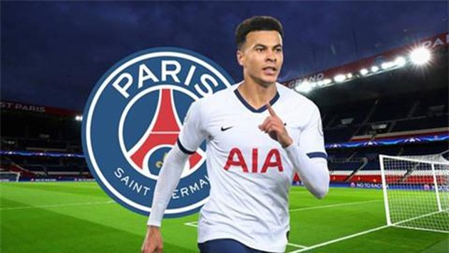Inter Milan join PSG in race for Dele Alli transfer with Tottenham ready to consider offers - Bóng Đá