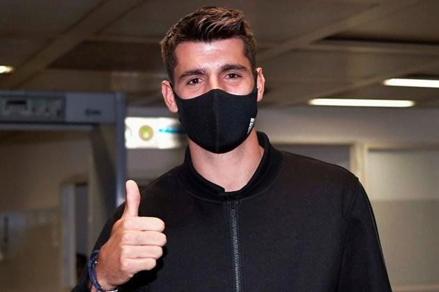 Morata về Serie A gặp Lukaku, câu hỏi