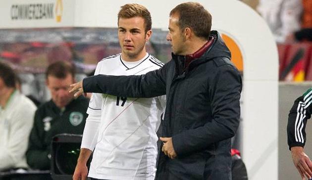 Hansi Flick has called Mario Götze last week and wants him at Bayern - Bóng Đá