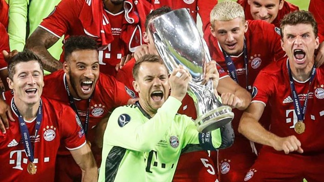 We saw tonight how important Neuer is for Bayern - Rakitic - Bóng Đá