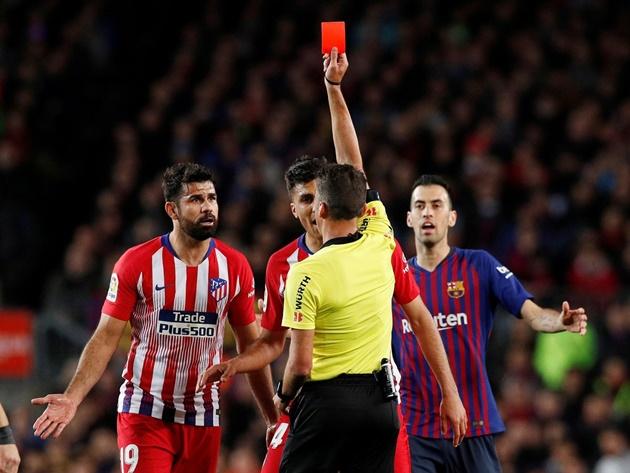 Suarez - Costa - Simeone: Bộ ba