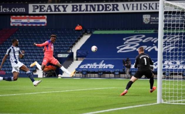 TRỰC TIẾP West Brom 1 - 0 Chelsea: Werner sút bóng chạm xà ngang - Bóng Đá